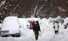 Ola de frío récord en EEUU deja diez muertos y millones sin electricidad