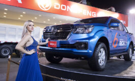 Rodaria trae a Bolivia, la nueva camioneta ZNA RICH 6