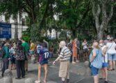 """Brasil vive una """"catástrofe humanitaria"""" por la pandemia"""