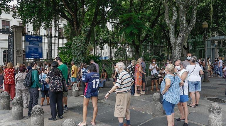 Brasil vive una «catástrofe humanitaria» por la pandemia