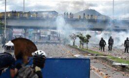 Condena internacional al abuso policial en séptimo día de protestas en Colombia