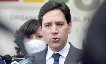 Diputado del MAS dice que la Fiscalía admitió denuncia contra Salvador Romero