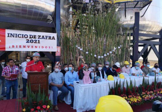 Guabirá y sus cañeros, apuestan a la activación económica al iniciar zafra 2021