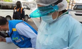 Reportan más de 30 casos de Covid-19 en trabajadores en salud que fueron vacunados