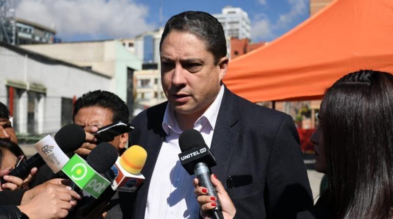 MAS designa a Héctor Arce como embajador en la OEA