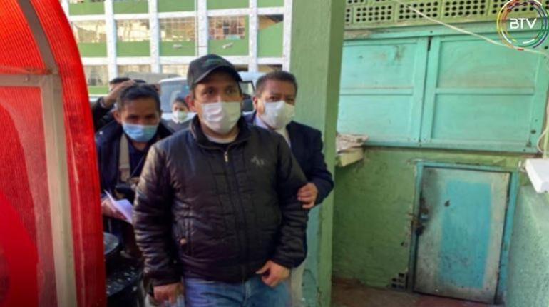 Aprehenden al exviceministro Melgar por presunto acceso irregular a datos del Segip