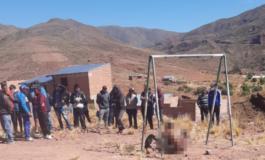 Golpean y queman a dos presuntos antisociales en Potosí
