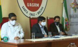 Salud y Uagrm firman convenio para implementar plan de vacunación masiva