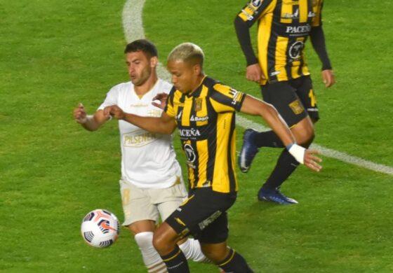El Tigre gana a Barcelona 1-0 al final del primer tiempo