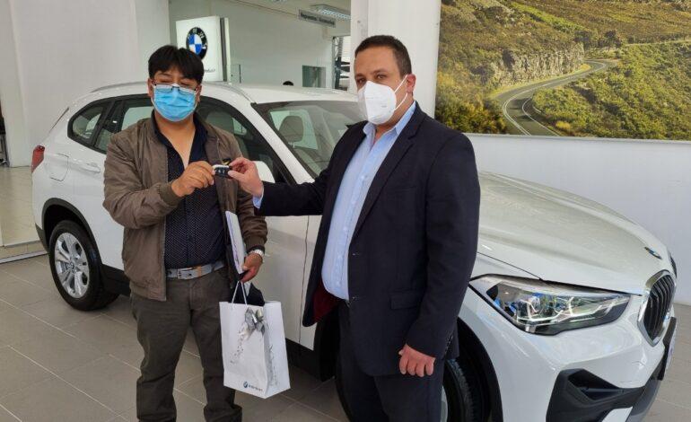 """El """"'Regalo Épico' de Samsung se quedó en El Alto"""