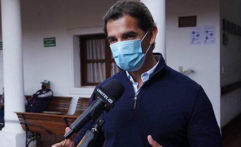 Manuel Saavedra: «El gobierno central no tiene un plan de vacunación»