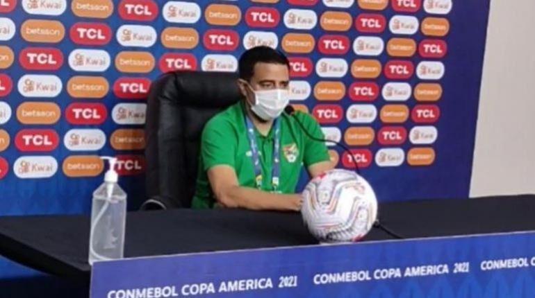 Farías pide «sensibilidad» a la Conmebol por eventual sanción a Martins