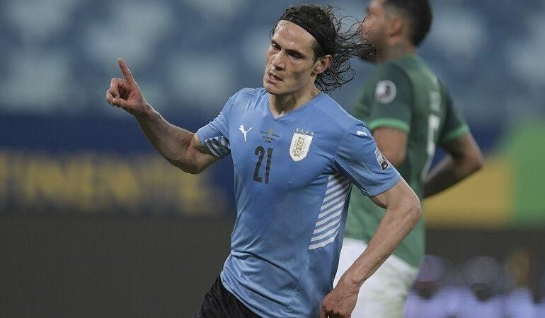 Bolivia cae con Uruguay y se mantiene sin puntos en la Copa
