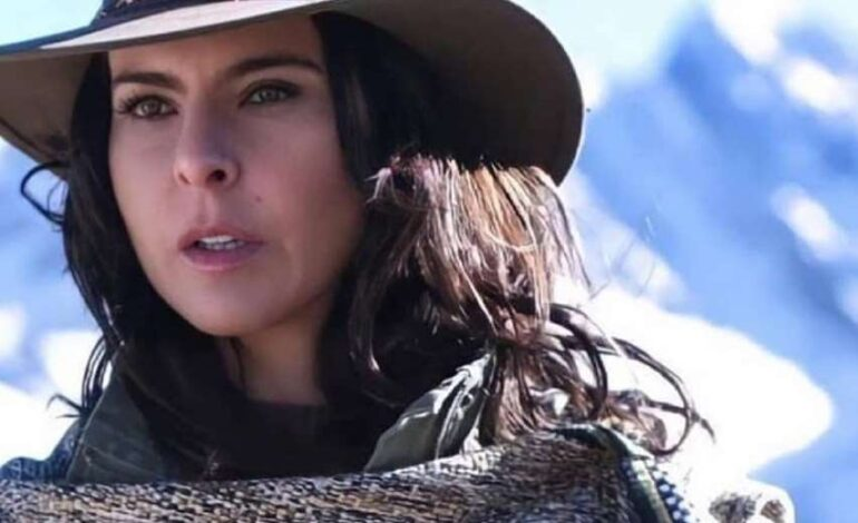 Kate del Castillo ya dejó Bolivia