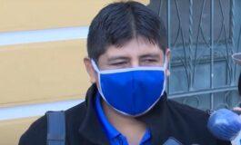 """Cuéllar a Quintana: """"A este loco se lo tiene que expulsar del MAS"""""""
