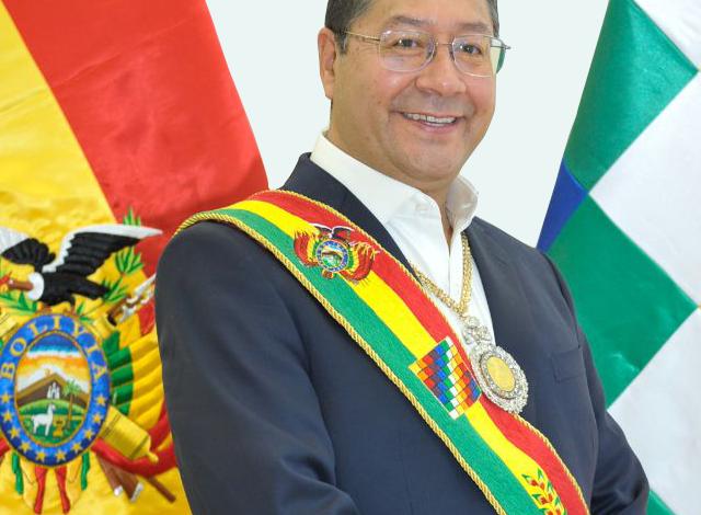 El presidente Luis Arce Catacora, entre los 11 mandatarios con mayor aprobación en el mundo