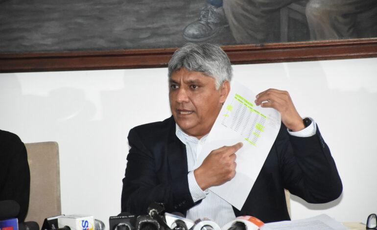 Alcalde solicita al Presidente del Estado iniciar un diálogo nacional para realizar el Censo 2022