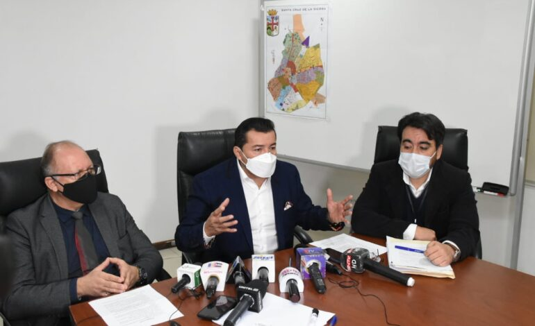 Alcalde Jhonny Fernández garantiza Bono Escolar y acciones en beneficio de la educación