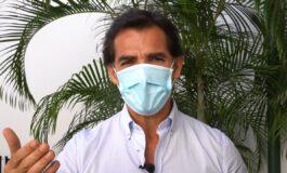 Mamen Saavedra lucha contra el Covid y promueve la vacunación