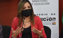 Viceministra de Comunicación convoca a gobiernos subnacionales y medios de comunicación a sumarse a campaña de vacunación