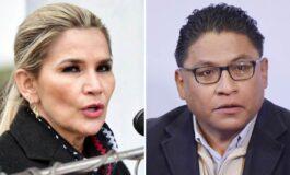 Expresidenta Áñez anuncia querella contra el ministro Lima