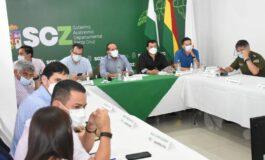 El COED reafirma las restricciones por la pandemia definidas por la Región Metropolitana