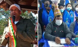 Santa Cruz articula acciones en defensa de la tierra; organización afines al MAS se declaran en emergencia
