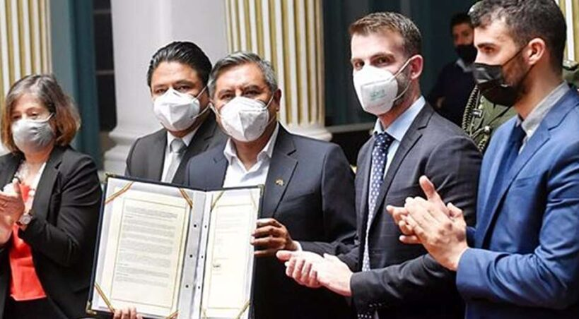 El Gobierno usará el informe del GIEI para respaldar acusación contra la expresidenta Áñez