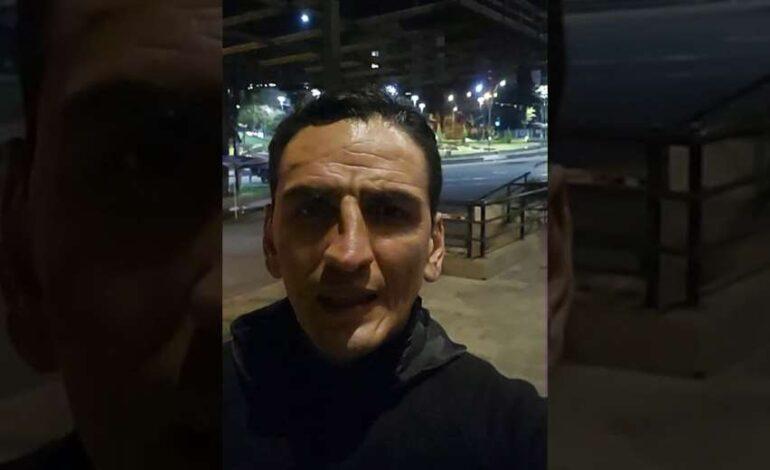 Denuncian detención de uno de los líderes de la RJC en las afueras de Palmasola