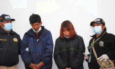 Los acusados por el asesinato de Noemí, Anakin y Mayerli tienen la misma abogada