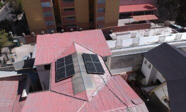 IDEPRO IFD instala paneles fotovoltaicos para generar energía propia y limpia
