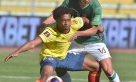¡Catar está lejos! Bolivia empata 1-1 con Colombia y vuelve a ceder puntos en el Siles