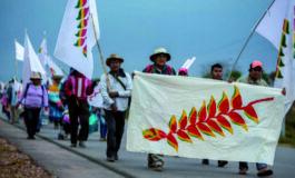 Marcha indígena llega a Santa Cruz a la espera de la respuesta del Gobierno sobre el diálogo