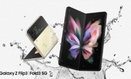 Los Samsung Galaxy Z Fold3 y Flip3 baten récord en preventas