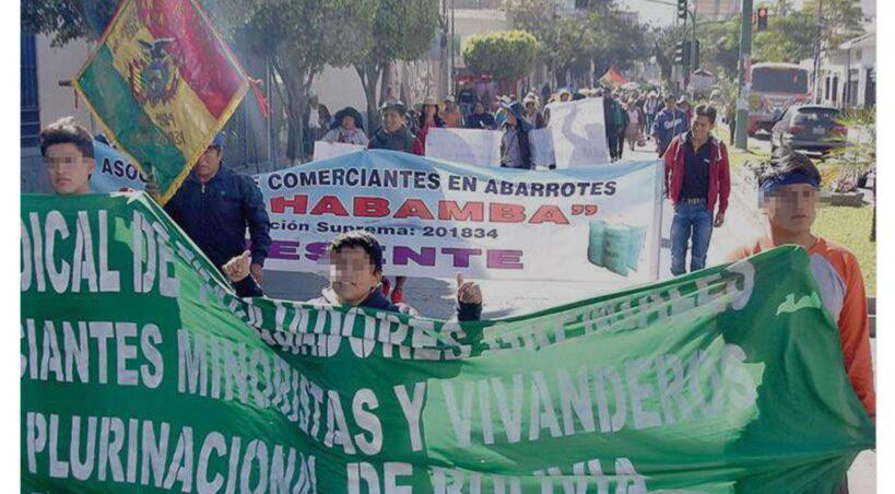 Gremiales ratifican paro de 48 horas y ahora piden la abrogación de ley 1386 de Estrategia Nacional Contra Ganancias Ilícitas