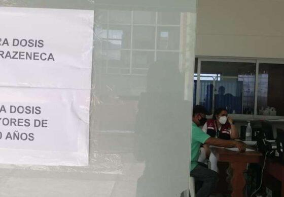 Sedes de Santa Cruz da luz verde para aplicar la tercera dosis en la capital y las provincias