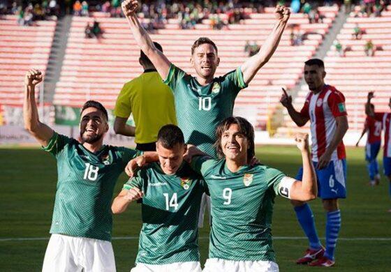 Bolivia golea a Paraguay y renace su ilusión en las Eliminatorias